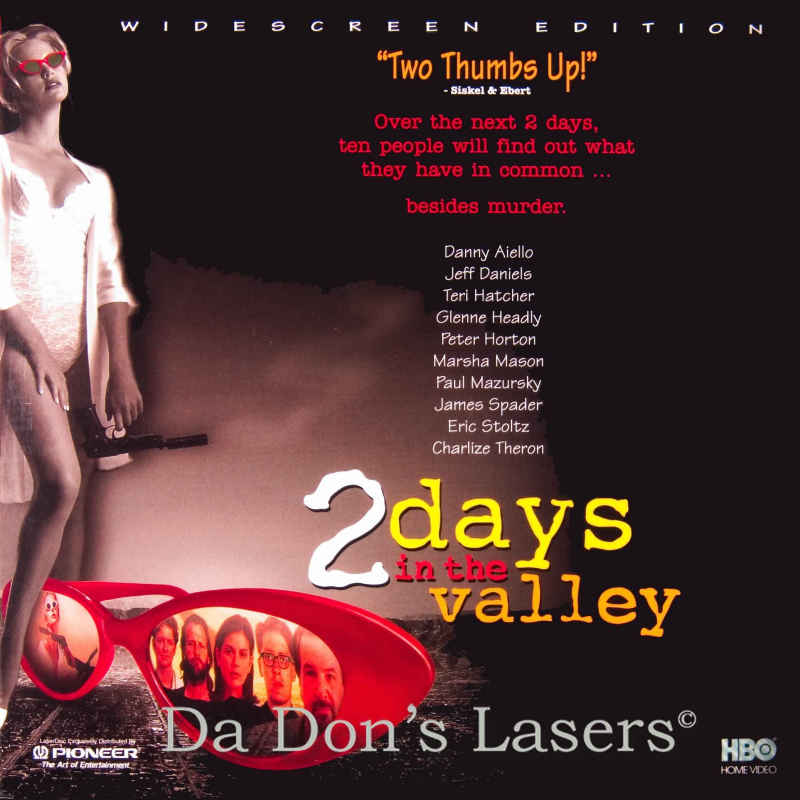 Image result for images for 2 days in the valley movie