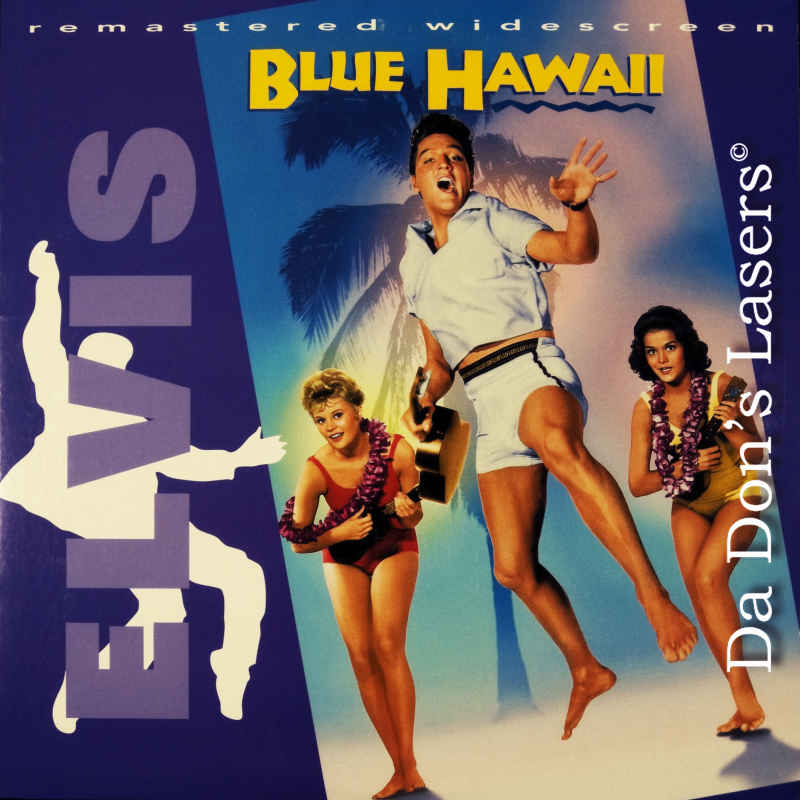 Elvis Presley Movies : Rare LaserDisc, Movies, Reviews, Laser Disc