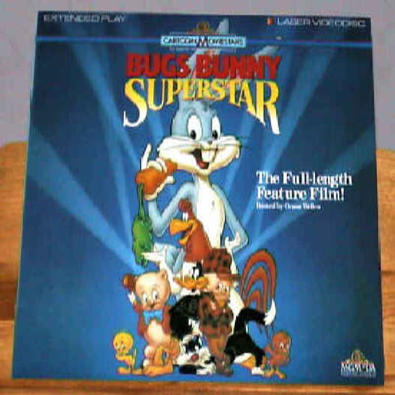 Bugs bunny cartoons not on dvd for Best house tunes of all time
