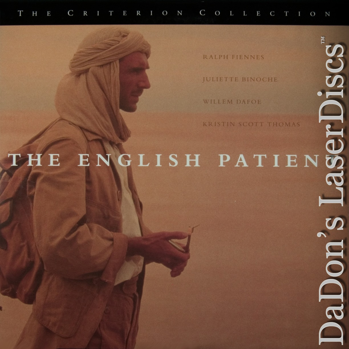 the english patient essay
