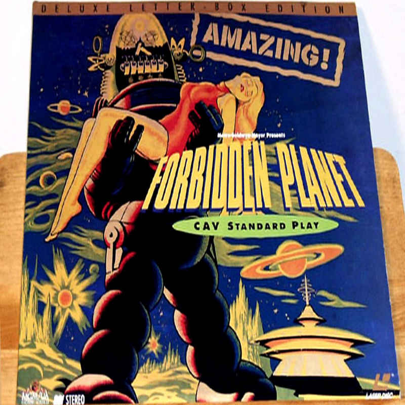 a comparison of forbidden planet to shakespeares the tempest It is often said that the classic 50s movie forbidden planet is basically just a remake of the tempest, shakesepeare's last play (the original credits don't reference this).
