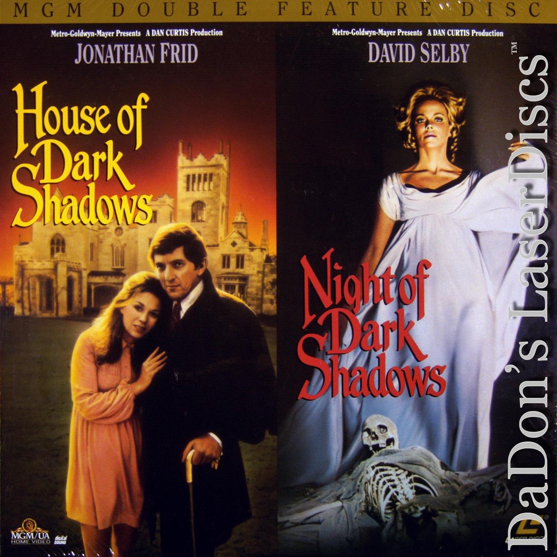 house of dark shadows night of laserdisc rare laserdiscs not on dvd. Black Bedroom Furniture Sets. Home Design Ideas