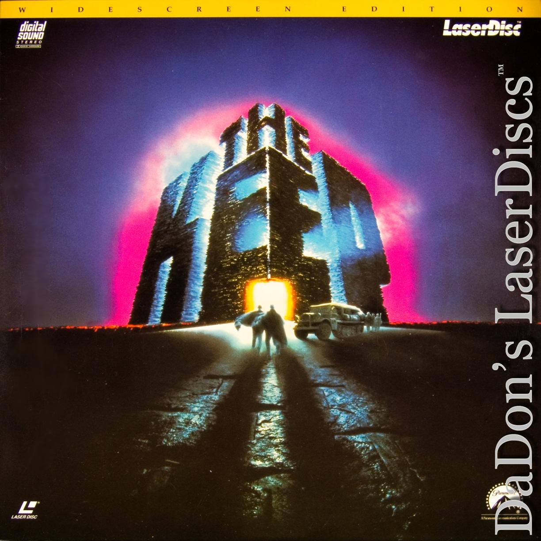 The Keep Widescreen Rare LaserDisc Horror
