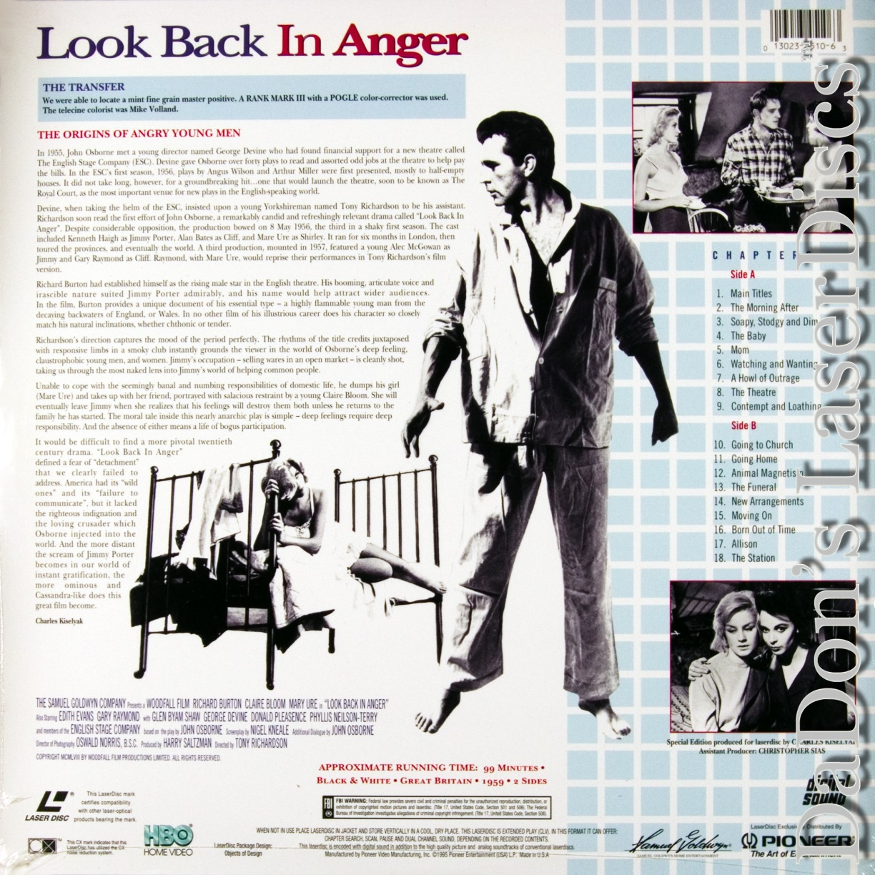 look back in anger themes