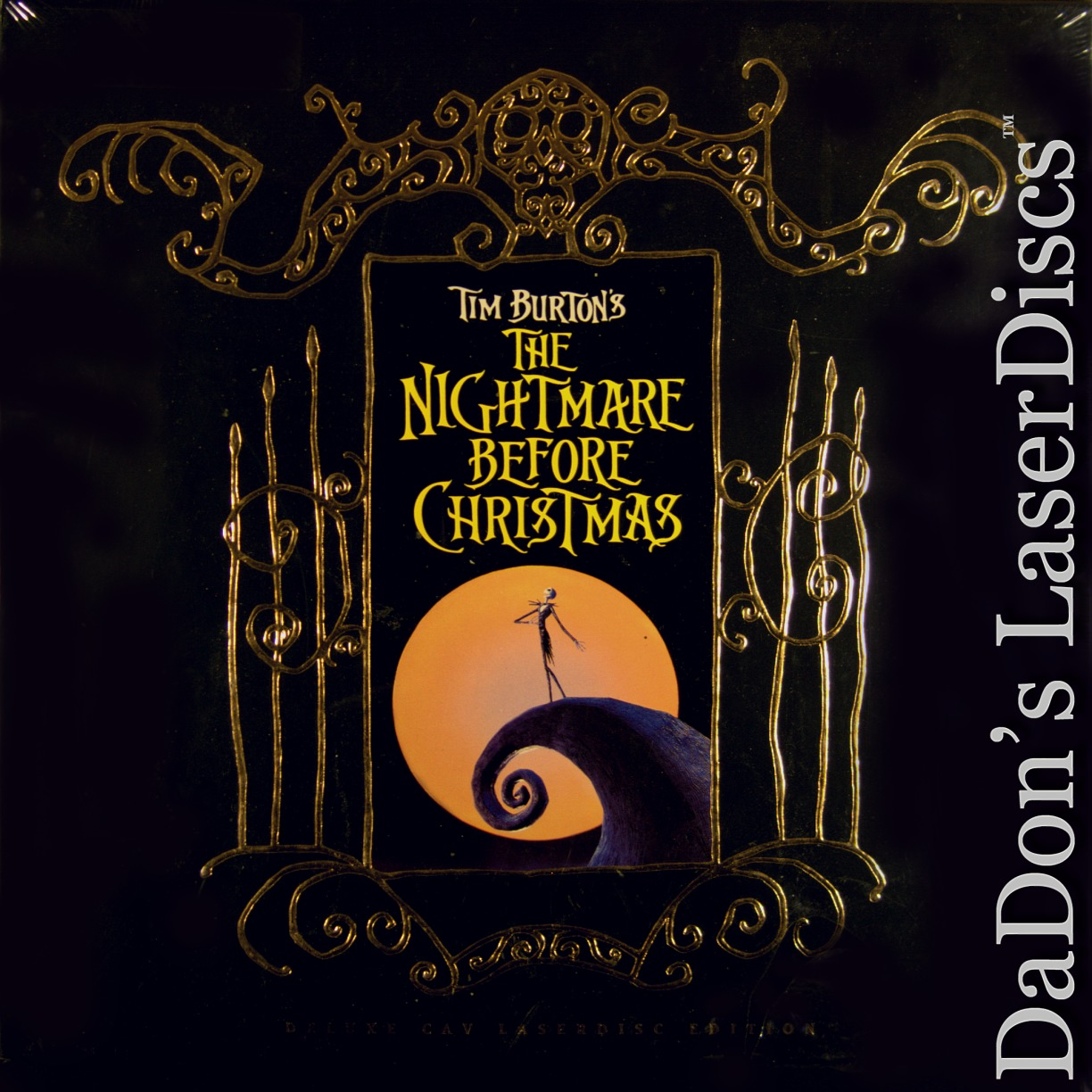 the nightmare before christmas ws laserdisc box set animation - Nightmare Before Christmas Runtime