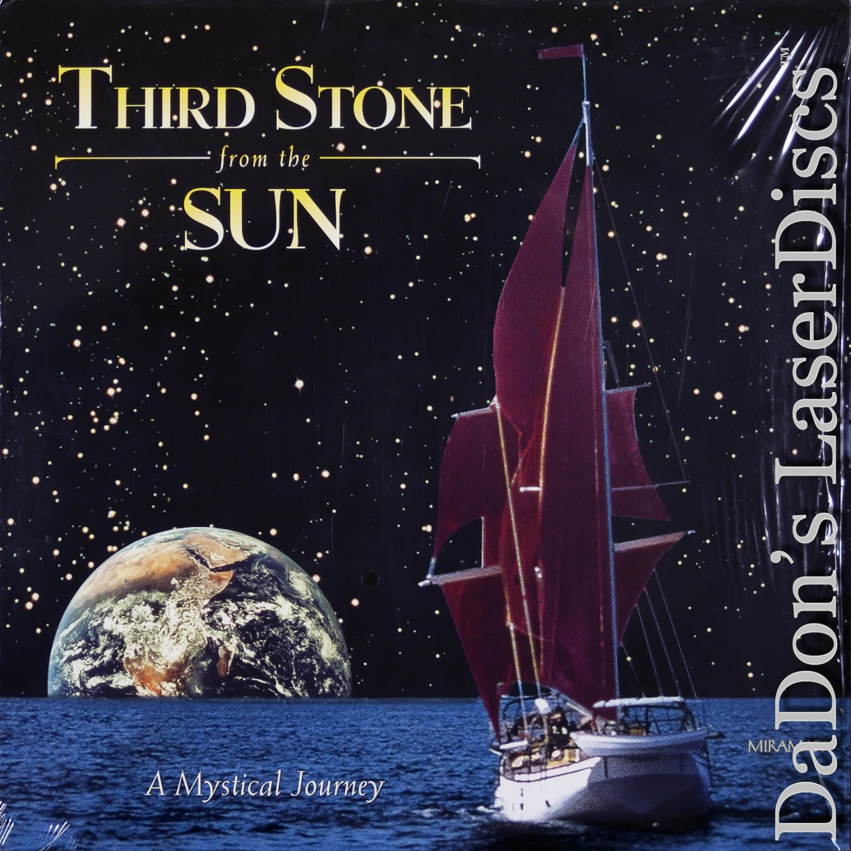 third stone from the sun laserdisc rare laserdiscs not