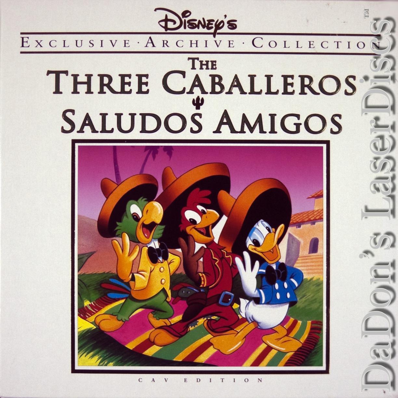 the three caballeros movie analysis