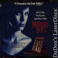 Mother\'s Boys Dolby Surround Widescreen Rare NEW LaserDisc Mystery