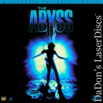 The Abyss THX RM WS AC-3 LaserDisc Rare Extended LD Adventure