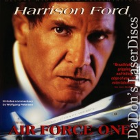 Air Force One AC-3 WS NEW LaserDisc Ford Oldman Close Action