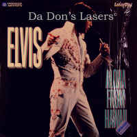 Aloha From Hawaii Rare NEW LaserDisc Elvis Presley Concert Music