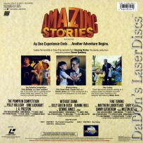 Amazing Stories Book 5 Rare TV LaserDisc Spielberg *CLEARANCE*