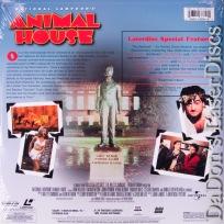 Animal House THX WS LaserDisc Signature Collection Belushi Matheson Sex Comedy