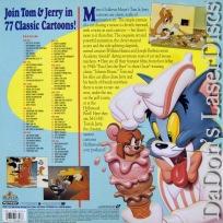 The Art of Tom & Jerry Vol 1 Rare LaserDisc Box Cartoon