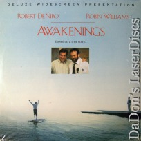 Awakenings DSS WS 1990 NEW LaserDisc Robert De Niro Medical Drama
