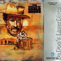 The Ballad of Cable Hogue NEW Rare LaserDisc Peckinpah Western