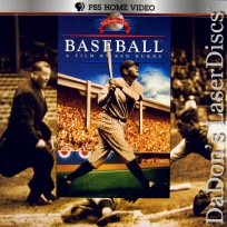 Baseball Rare NEW LaserDisc Box DiMaggio Abott Costello Documentary