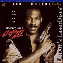 Beverly Hills Cop III 3 LaserDisc DSS THX WS Murphy Action