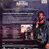 Mad Max Beyond Thunderdome WS DSS NEW LaserDisc Gibson Sci-Fi