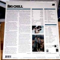 The Big Chill Criterion #123 Rare LaserDisc Williams Bridges Comedy