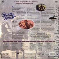 Bite the Bullet WS 1975 NEW LaserDisc Hackman Bergen Western