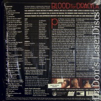 Blood for Dracula WS Criterion #287 LaserDisc Virgin Bride Search Horror