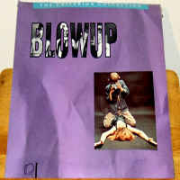 Blowup Blow-Up Widescreen CAV Criterion #48 Rare LaserDisc Antonioni Mystery