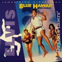Blue Hawaii Elvis WS Rare NEW LaserDisc Presley Lansbury Comedy