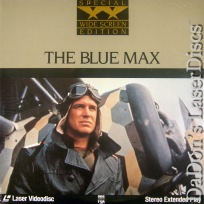 The Blue Max WS NEW LaserDisc Peppard Mason Andress War
