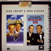 Blue Skies / Holiday Inn RM Encore LaserDisc Double