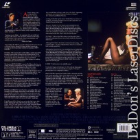 Body Double DSS Widescreen LaserDisc De Palma Wasson Griffith Thriller
