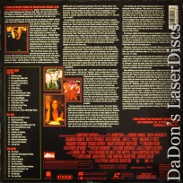 Boogie Nights DTS WS Rare LaserDisc Wahlberg Reynolds Drama