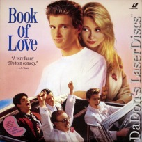 Book of Love Rare LaserDisc McKean Young Coogan Comedy