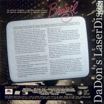 Brazil WS DSS CAV Criterion 196 LaserDisc Box DeNiro Sci-Fi