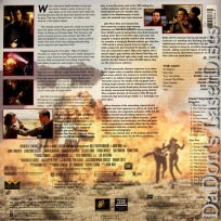 Broken Arrow AC-3 THX WS Rare LaserDisc Travolta Slater Action