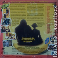Buddy DSS WS Rare LaserDisc NEW LD Russo Coltrane Family