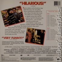 Bullets Over Broadway DSS WS Rare LaserDisc Cusack Tilly Comedy *CLEARANCE*