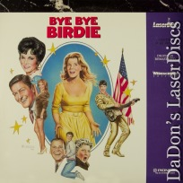Bye Bye Birdie WS PSE LaserDisc Pioneer Special Edition Musical *CLEARANCE*