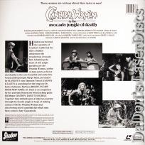 Cannibal Women in the Avocado Jungle of Death Shadow LaserDisc Comedy