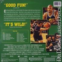 Celtic Pride AC-3 WS NEW Rare LaserDisc Wayans Aykroyd Sports Comedy