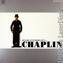Chaplin MUSE Hi-Vision Rare LaserDisc HDTV 1080i Aykroyd
