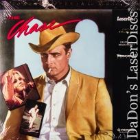 The Chase WS PSE Pioneer Special Edition LaserDisc Rare Brando Drama