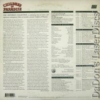 Children of Paradise Criterion #84 Rare Vintage LaserDisc Drama Foreign