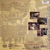 Chushingura WS Rare LaserDisc Matsumoto Mifune Action Foreign