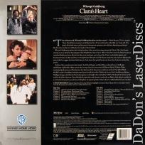 Clara\'s Heart LD Mega-Rare LaserDisc Goldberg Drama