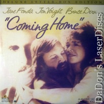 Coming Home WS NEW LaserDisc Jon Voight Jane Fonda Dern Romantic Drama