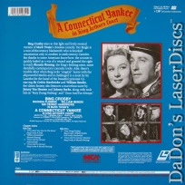 A Connecticut Yankee in King Arthur\'s Court 1949 Encore LaserDisc Musical
