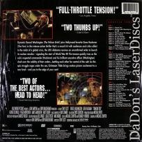 Crimson Tide AC-3 THX WS LaserDisc Washington Hackman Thriller