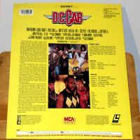 D.C. Cab Rare NEW LaserDisc Mr. T Busey