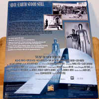 The Day The Earth Stood Still Collector Edition Rare LD